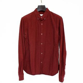 スリーブラインドマイス(THREE BLIND MICE)のTHREE BLIND MICE/スリーブラインドマイス ギンガムチェックシャツ(シャツ)