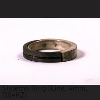 リックオウエンス(Rick Owens)のparts of four sistema ring(リング(指輪))