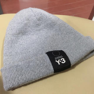 ワイスリー(Y-3)のy3ニット帽(ニット帽/ビーニー)