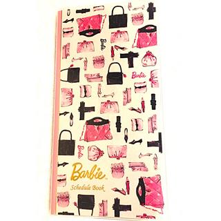 バービー(Barbie)の❤️女子力アップ【バービーBarbieの手帳】ピンクパール💕新品未使用限定一冊(手帳)