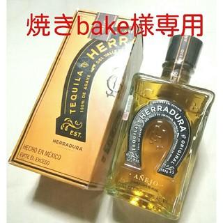 人気の高級テキーラ (HERRADURA ANEJO) フルボトル 未開封 格安(蒸留酒/スピリッツ)