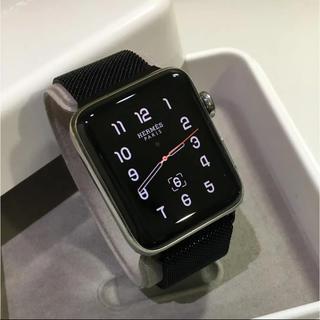 アップルウォッチ(Apple Watch)のApple Watch HERMES series2 42mm(その他)
