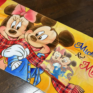ディズニー(Disney)の第一生命 バスタオル(タオル)