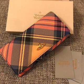 ヴィヴィアンウエストウッド(Vivienne Westwood)のヴィヴィアンウエストウッド 人気カラー 新品 未使用 長財布 正規品(財布)
