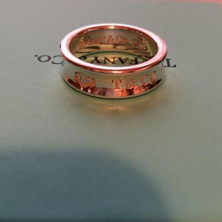 ティファニー(Tiffany & Co.)のティファニーシルバーリング18号♡(リング(指輪))
