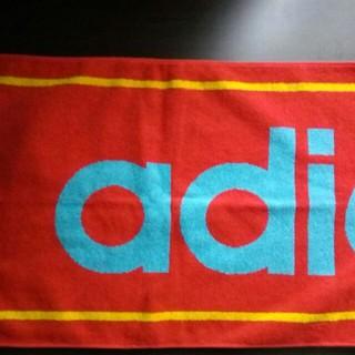アディダス(adidas)のアディダスタオル 新品(その他)