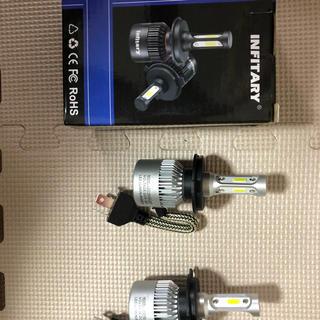 LEDヘッドライト H4 2個入り1セット(その他)