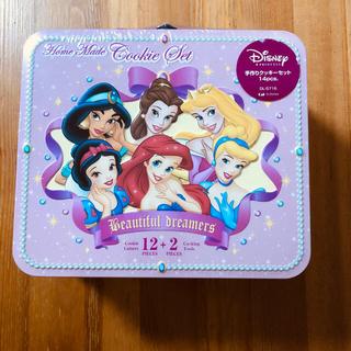ディズニー(Disney)のディズニープリンセス クッキー型セット(調理道具/製菓道具)
