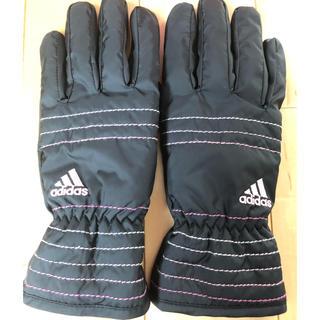 アディダス(adidas)のadidas婦人手袋(手袋)