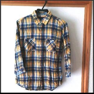 レイジブルー(RAGEBLUE)のRAGEBLUE 七分袖チェックシャツ(シャツ)