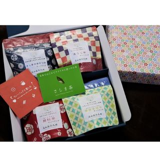 石山製茶の彩りティーバッグセット(茶)