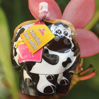 モゥモゥ牛さんのボディローション アーモンドオ イル配合 手のシワやシミにも(ボディローション/ミルク)