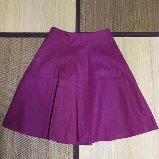 ストラ(Stola.)のstold. ストラ 膝丈 綺麗色 スカート(ひざ丈スカート)