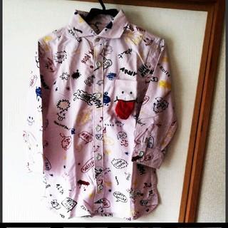 可愛いピンクシャツ!(シャツ)