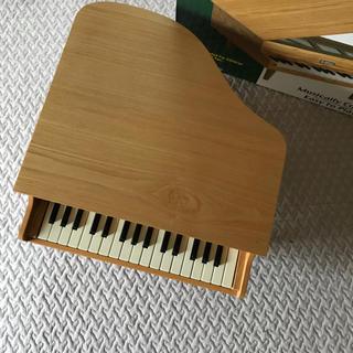 bmh様専用 カワイ ミニピアノ  Kawai 木目 おもちゃ(楽器のおもちゃ)