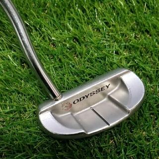 キャロウェイゴルフ(Callaway Golf)のオデッセイODYSSEYホワイトホットWHITEHOT#5パター(クラブ)