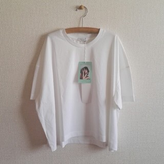 ニアーニッポン(near.nippon)のnear.nippon (ニアーニッポン) プレーティング天竺ボリュームTシャツ(Tシャツ(半袖/袖なし))