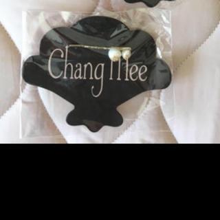 チャンミー(Chang Mee)の専用チャンミーパールピン(ヘアピン)
