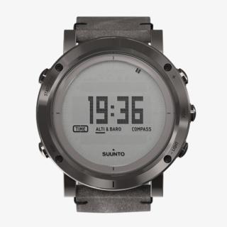 スント(SUUNTO)の新品Suunto Essential/スント エッセンシャル レザー 各色有り(腕時計(デジタル))