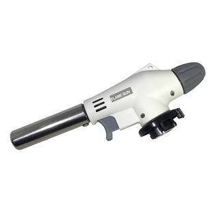 新品★即納★トーチバーナー ガスバーナー 炎温度レベル調整可能 (調理器具)