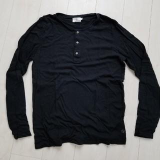 エージー(AG)のAG ロンT ヘンリーネック(Tシャツ/カットソー(七分/長袖))