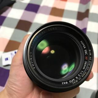 フジフイルム(富士フイルム)のXF56mm f1.2R APD おまけ有り(レンズ(単焦点))