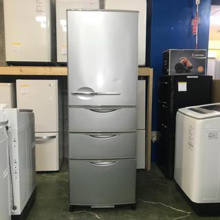 サンヨー(SANYO)の⭐️SANYO⭐️冷凍冷蔵庫 355L 全体綺麗 大阪市近郊配達無料(冷蔵庫)