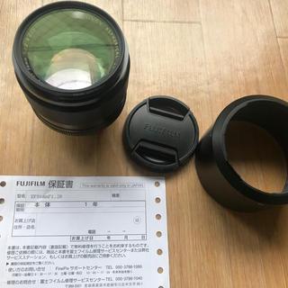 フジフイルム(富士フイルム)のXF56mm F1.2 R(レンズ(単焦点))