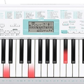 カシオ(CASIO)の 新品 LK128 CASIO キーボード(キーボード/シンセサイザー)