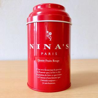 ニナス ◆ カトルフリュイルージュ ◆ 紅茶(茶)