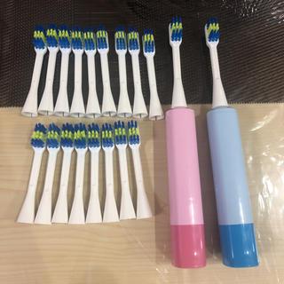 子ども電動歯ブラシセット(電動歯ブラシ)