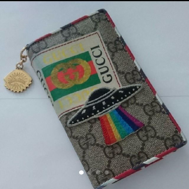 Gucci - GUCCI グッチ iPhone アイフォン ケースの通販 by おりお's shop|グッチならラクマ