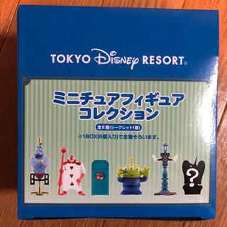ディズニー(Disney)のディズニー ミニチュアフィギュアコレクション(ミニチュア)