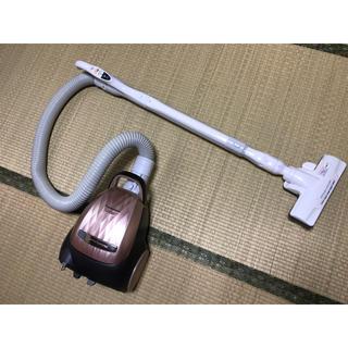 パナソニック(Panasonic)の掃除機 Panasonic MC-PL18GE4 シャンパンゴールド(掃除機)