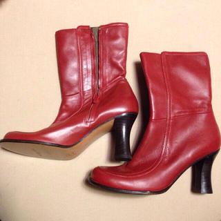 期間限定 お値下げ!パリで購入 ステファンケリアン  ブーツ(ブーツ)