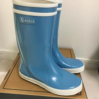 エーグル(AIGLE)のエーグル レインブーツ レインシューズ 18.5  19(長靴/レインシューズ)