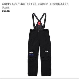 シュプリーム(Supreme)のSupreme/The North Face エクスペディションパンツ 定価以下(サロペット/オーバーオール)