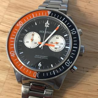 ジャックスペード(JACK SPADE)のJACK SPADE腕時計(腕時計(アナログ))