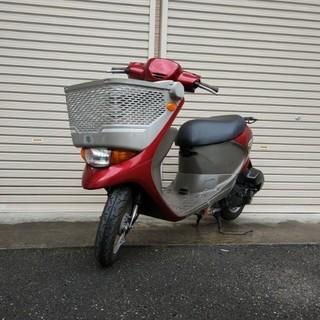 レッツ4バスケット 整備済 状態良好 4スト原付きスクーター 大阪府 枚方市から(車体)
