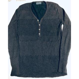 エイエスエム(A.S.M ATELIER SAB MEN)のA・S・M  セーター  購入価格6900円(ニット/セーター)