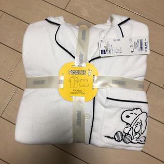 ジーユー(GU)のGU スヌーピー パジャマ Sサイズ (パジャマ)