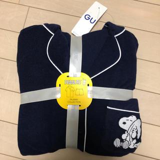 ジーユー(GU)のGU スヌーピー パジャマ Sサイズ(パジャマ)