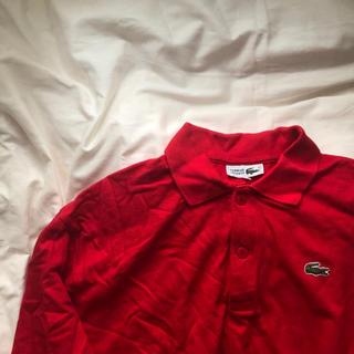 ラコステ(LACOSTE)のLACOST polo shirt(ポロシャツ)