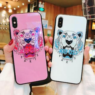 ケンゾー(KENZO)の高品質ファッション iphoneケースカバー(モバイルケース/カバー)