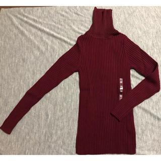 ムジルシリョウヒン(MUJI (無印良品))の無印良品 レディース タートルネック(ニット/セーター)