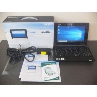 エイサー(Acer)の美品!Acer Aspire one Win10 Office365付(ノートPC)