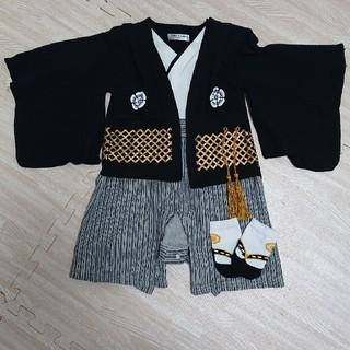 ペイ様専用!!男の子 袴(和服/着物)