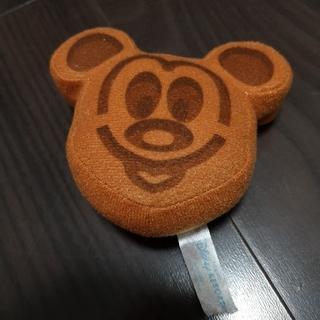 ディズニー(Disney)のミッキー ワッフル ベビー おもちゃ(がらがら/ラトル)