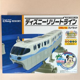 ディズニー(Disney)のディズニー リゾートライン プラレール(電車のおもちゃ/車)