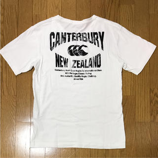 カンタベリー(CANTERBURY)のメンズ Tシャツ カンタベリー Canterbury(ラグビー)